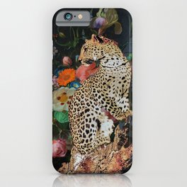 golden age leopard iPhone Case