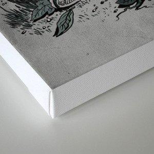 Requiem for a Skywalker Canvas Print