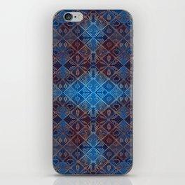Copper Leaves iPhone Skin