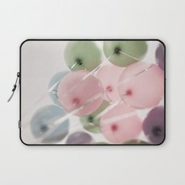 colored pastel balloons Laptop Sleeve