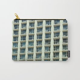 Tel Aviv - Crown plaza hotel Pattern Carry-All Pouch