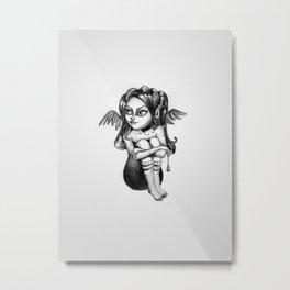 Tinkerbell Metal Print