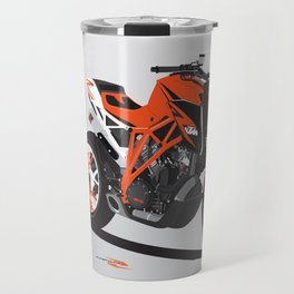 Super Duke 1290 Travel Mug