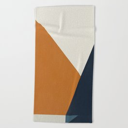 Back to Sail 2 Beach Towel