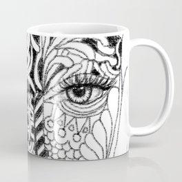 Her Love Mask Coffee Mug