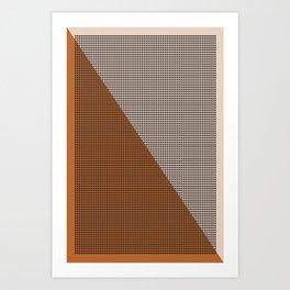 Farbe//Three Art Print
