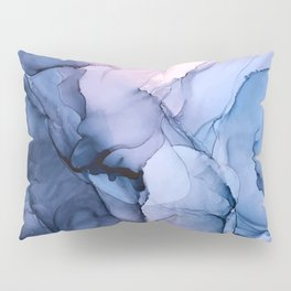 Captivating 1 - Alcohol Ink Painting Pillow Sham
