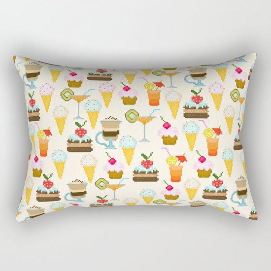 Dessert Rectangular Pillow