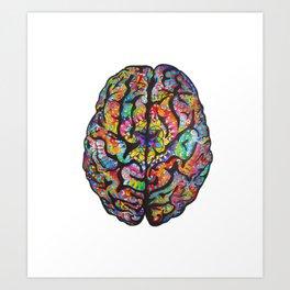 A Renewed Mind Art Print