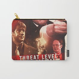Threat Level Midnight Movie Poster Carry-All Pouch