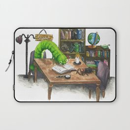 Little Worlds: The Library Laptop Sleeve
