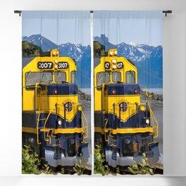 5298 - Alaska Passenger Train Blackout Curtain