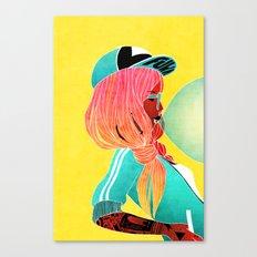 BEKKI Canvas Print
