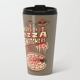 Invasion of the Pizza Snatchers Travel Mug
