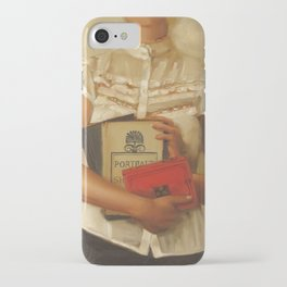 The English Major iPhone Case