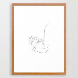 Prayer Framed Art Print