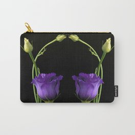 Reflection in Purple Carry-All Pouch