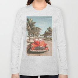 Vintage Car Long Sleeve T-shirt