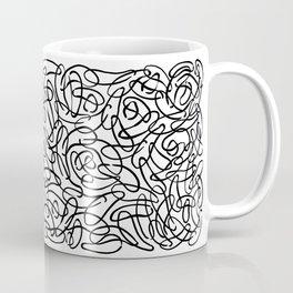 Schmidtea mediterranea Coffee Mug