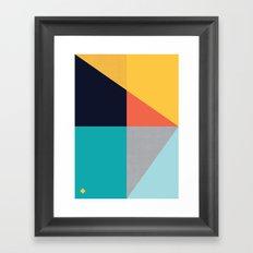 ALBION SUNBELT 1 Framed Art Print