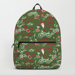 Traditional Medley - Christmas Backpack