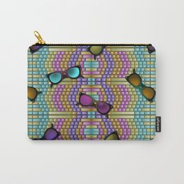 Crazy keyboards Carry-All Pouch
