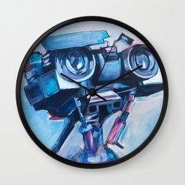 Johnny 5 Wall Clock
