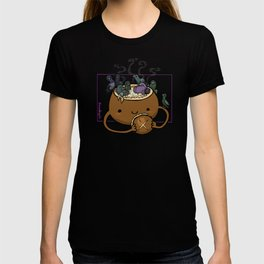 Food Series - Chowder Bread Bowl T-shirt