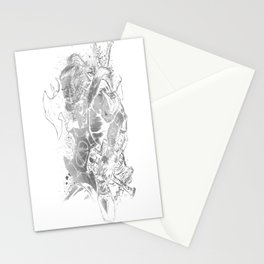 Barbarian - First Attack Stationery Cards