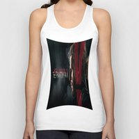 metal gear solid Tank Tops featuring metal gear solid V  , metal gear solid V  games, metal gear solid V  blanket by Eirarose