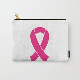 Cancer ribbon Carry-All Pouch