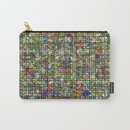Jigsaw Junkie Mesh Carry-All Pouch