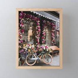 Sezane, Bonjour New York Framed Mini Art Print