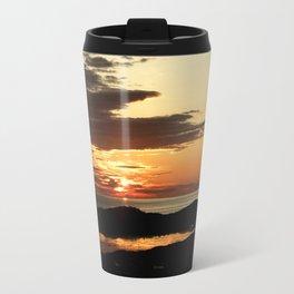 Swallowing midnight sun: darkness is coming Travel Mug