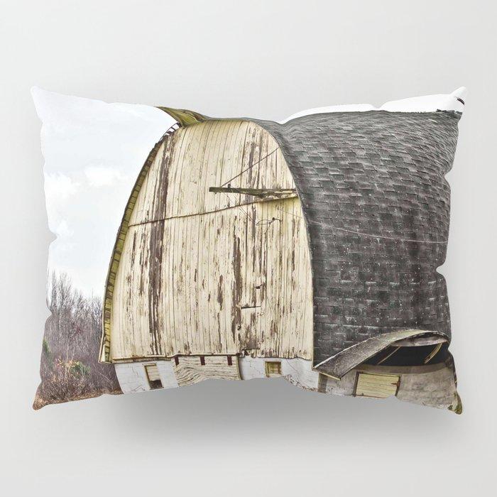 Wisconsin Old Barn 1 Pillow Sham