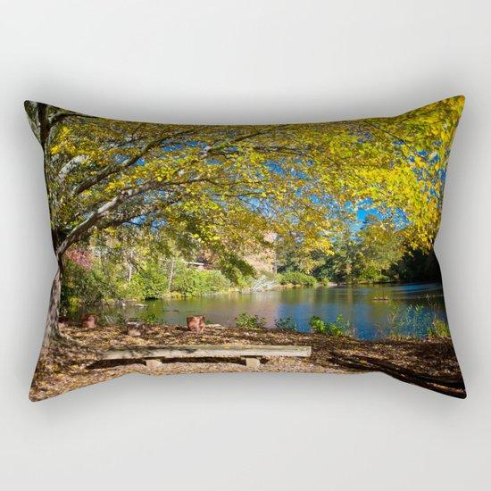 True Love Waits Rectangular Pillow