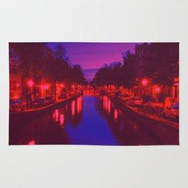 Psychedelic Amsterdam Rug