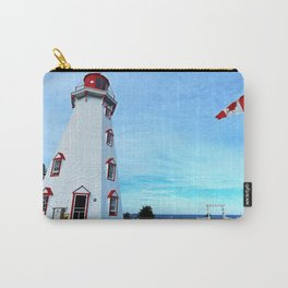 Panmure Island Lighthouse and Boat Carry-All Pouch