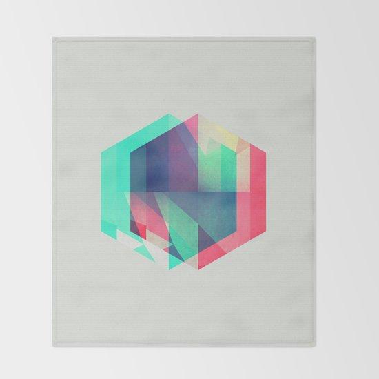 hyx^gyn Throw Blanket