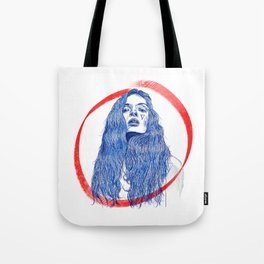 Girl Gang: Not Sorry Tote Bag