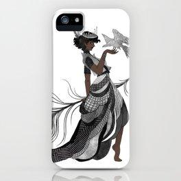 Roa iPhone Case