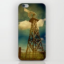 Out Texas Way iPhone Skin