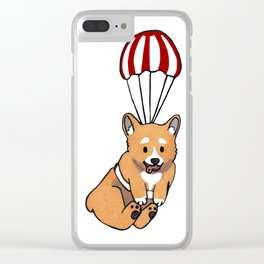 Butters Clear iPhone Case
