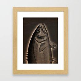 Piscibus 1 Framed Art Print
