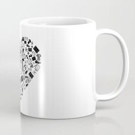 I Love Soccer | Ball Sports Team Stadium Coffee Mug