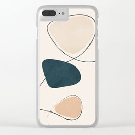 Wildline I Clear iPhone Case