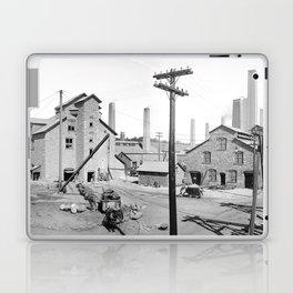 Lake Linden, Michigan 1900 Laptop & iPad Skin