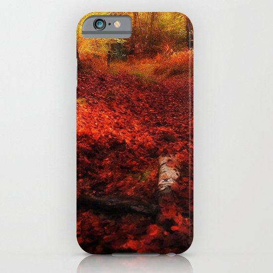 Autumn Impression iPhone & iPod Case