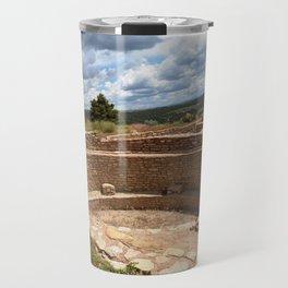 Dominguez-Escalante Ruins of the Anasazi, No. 1 of 7 Travel Mug