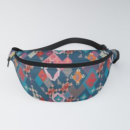Circus_vintage Fanny Pack